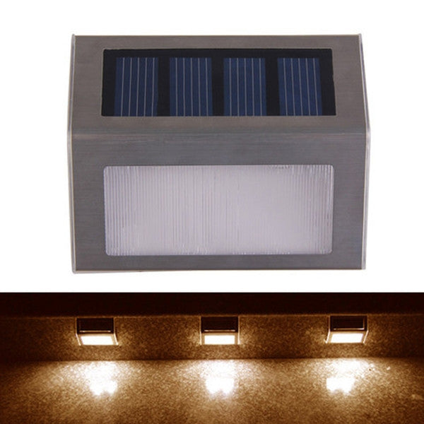 Waterproof Solar Power LED Outdoor Light-Rama Deals
