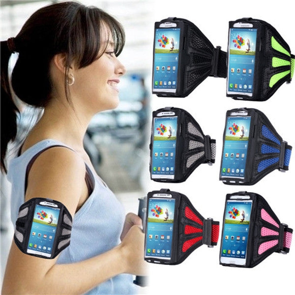 Waterproof Sport Arm Band For Samsung Galaxy S3 S4 S5 S6/ Edge-Rama Deals