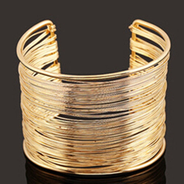 Clearance Iron Wire Bracelet for Women-Rama Deals