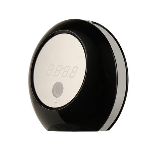 V8 Wi-Fi Alarm Clock with Hidden Camera - Rama Deals - 2