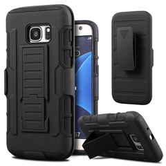 Shockproof Armor Case | S7 | S7 Edge - Rama Deals - 1