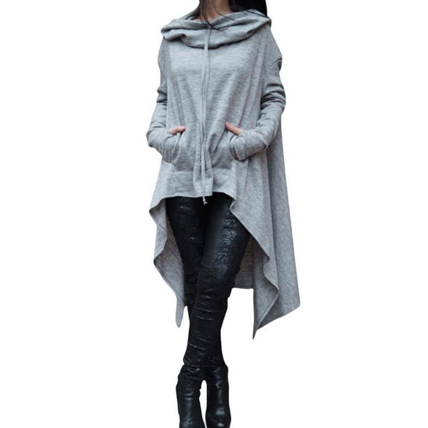 Clearance The Asymmetric Hoodie-Rama Deals