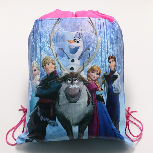 Cartoon Theme Based Drawstring Bags - Rama Deals - 12