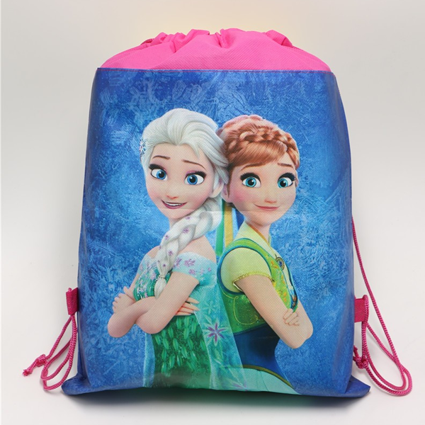 Cartoon Theme Based Drawstring Bags - Rama Deals - 13