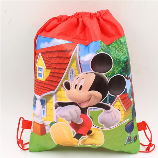 Cartoon Theme Based Drawstring Bags - Rama Deals - 18