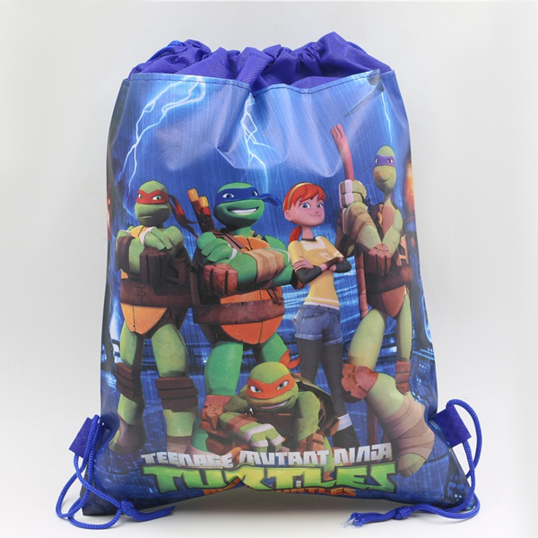 Cartoon Theme Based Drawstring Bags - Rama Deals - 20