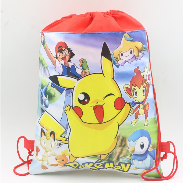 Cartoon Theme Based Drawstring Bags - Rama Deals - 23