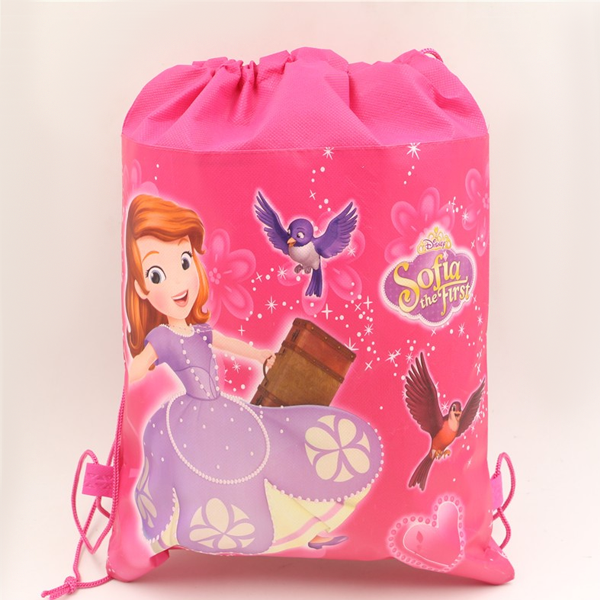 Cartoon Theme Based Drawstring Bags - Rama Deals - 26
