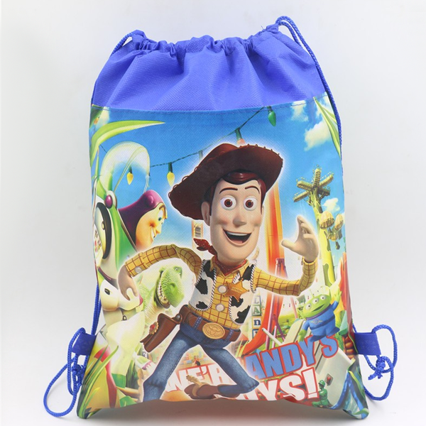 Cartoon Theme Based Drawstring Bags - Rama Deals - 27