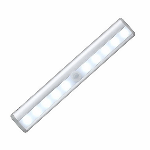 Stick-on Anywhere 10 LED Wireless Motion Sensing Light Bar-Rama Deals