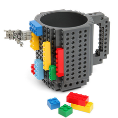 Lego Inspired Building Block Mug - Rama Deals - 1