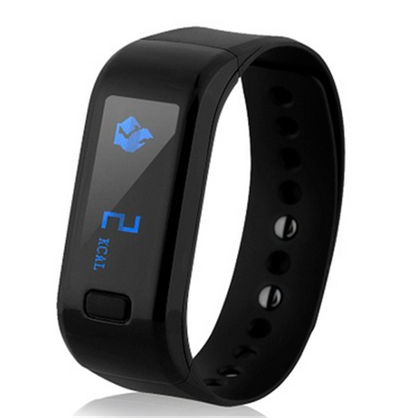 IP67 Waterproof Bluetooth Health Wristband Sleep Monitor Smart Wristband Fitness Tracker-Rama Deals