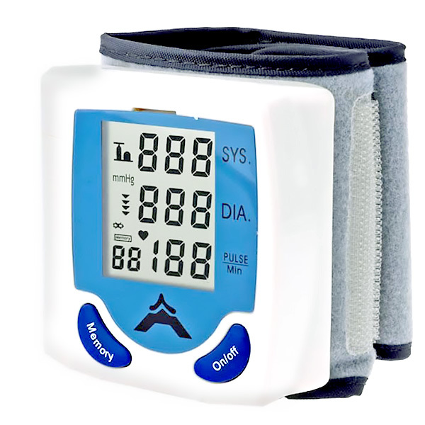 Electric Blood Pressure Monitor - Rama Deals - 4