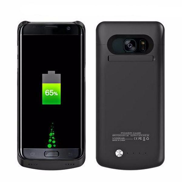 Clearance 5200mAh Battery Case For Samsung Galaxy S7 Edge-Rama Deals