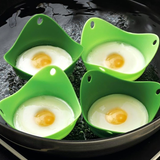 Clearance 2 Pack: Silicone Egg Poacher-Rama Deals