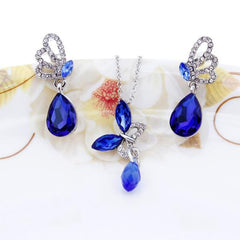 Butterfly Fly Jewelry Set - Rama Deals - 1