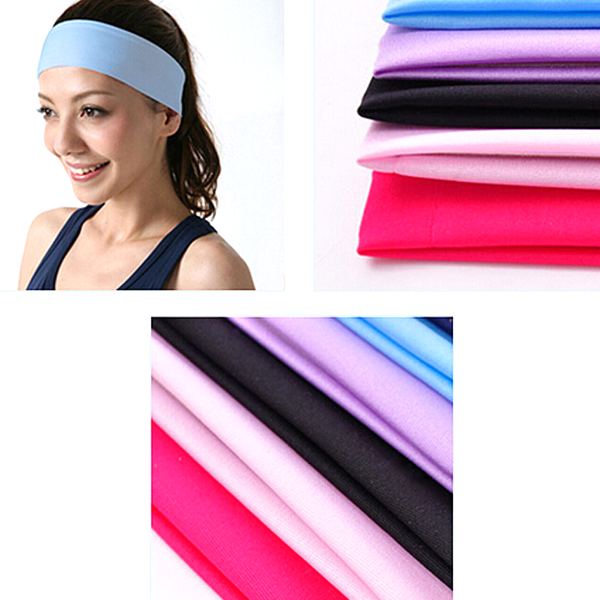 Elastic Fitness Headbands-Rama Deals