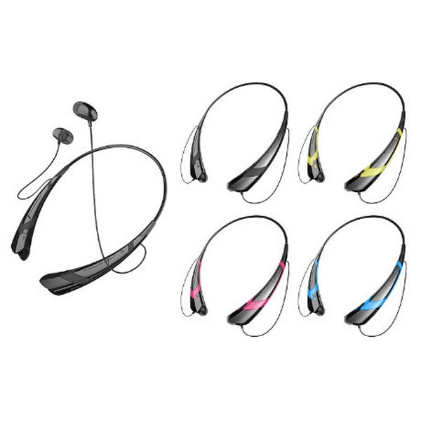 Sport Wireless Bluetooth Headset - Assorted Colors - Rama Deals - 5