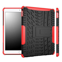 Hyun-shaped pattern Armor Soft TPU Case for ipad6/air2-Rama Deals