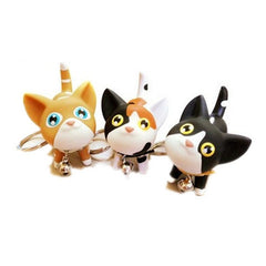 Kitten Key Chain-Rama Deals