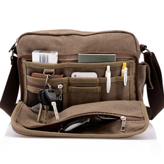 Multifunction Men's Messenger Bag - Rama Deals - 1