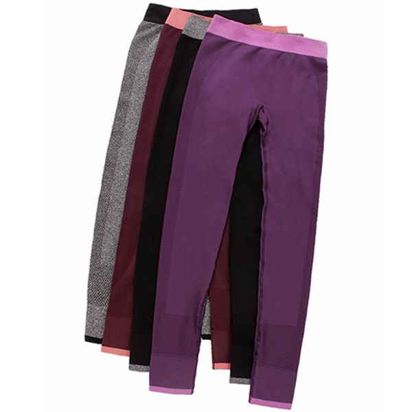 Clearance High-Waist Fitness Leggings-Rama Deals