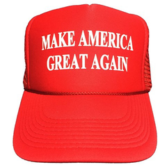 Solid Make America Great Again Donald Trump Hat - Rama Deals - 1