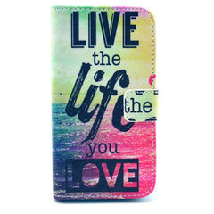 The sea life Stand Leather Case For Samsung S4 - Rama Deals - 1