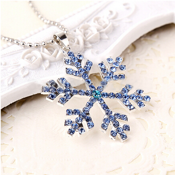 Frozen Princess Necklace-Rama Deals