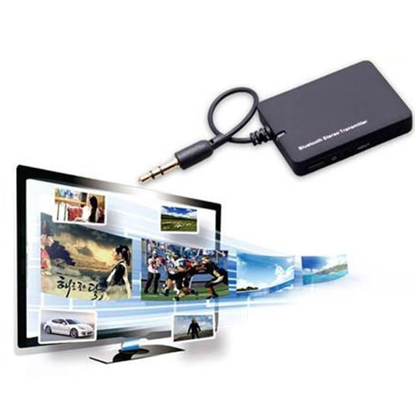Clearance 3.5mm Bluetooth Audio Transmitter A2DP Stereo Dongle Adapter-Rama Deals