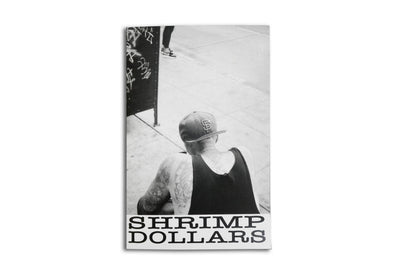 New Zine Available: Shrimp Dollars #1 by Angelo Partemi
