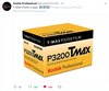 T-Max P3200 is Confirmed By Kodak to Be Returning