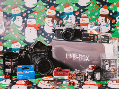 The Ultimate Gift Guide for Film Photographers - UPDATED FOR 2019