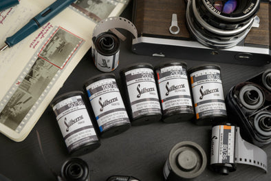 Silberra New Black and White Film Indiegogo is now live!