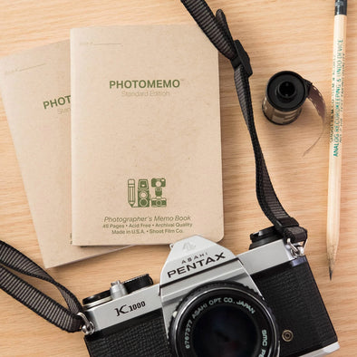 PhotoMemo Notebook for Photographers - The Next Printing!