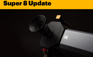 Kodak Super 8 Camera Update