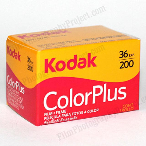 Kodak ColorPlus 200 at Film Photography Project