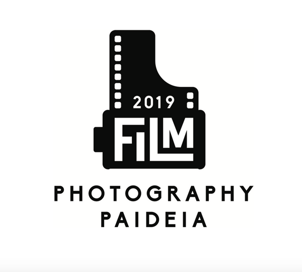 film photography paideia logo