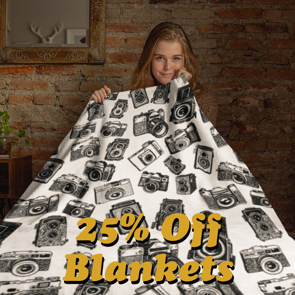 25% off shootfilmco blankets black friday 2020