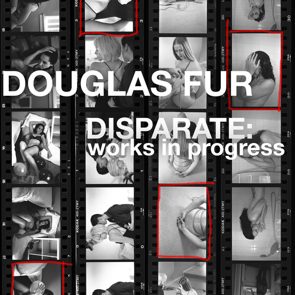 Douglas Fur - Disparate Cover