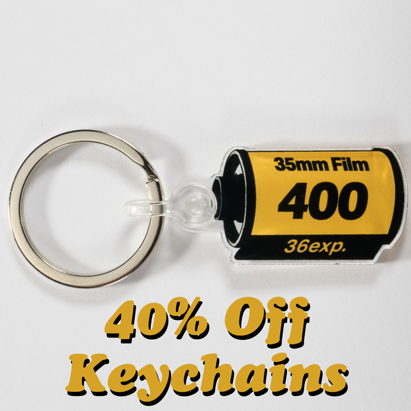 40% off shootfilmco keychains black friday 2020