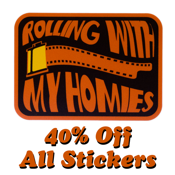 40 % off all shootfilmco stickers black friday 2020
