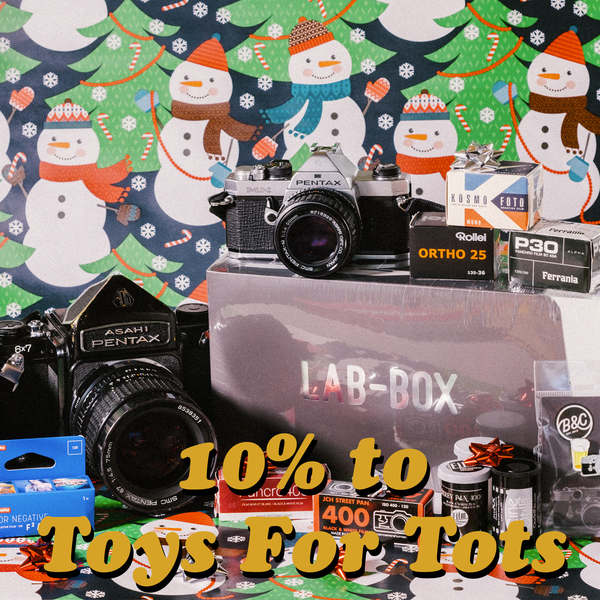shootfilmco will donate 10% to toys for tots