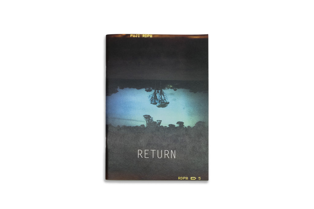 Return by Natalie Blom