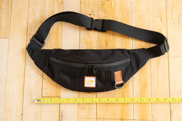 The Day Tripper Fanny Pack / Bum Bag / Hip Pouch - Shoot Film Co.