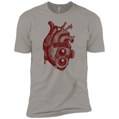 Roll With It TLR Heart T-Shirt