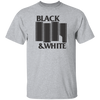 Black & White Film Cotton Short Sleeve T-Shirt - Shoot Film Co.