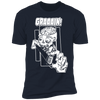 Zombie Wants Grain FRONT ONLY Premium Short Sleeve T-Shirt - Shoot Film Co.
