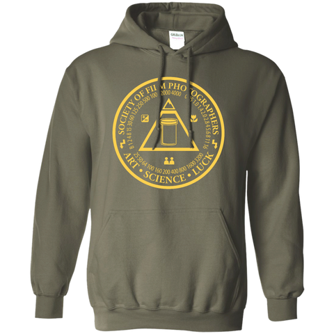 Society of Film Photographers Hoodie Pullover Sweatshirt