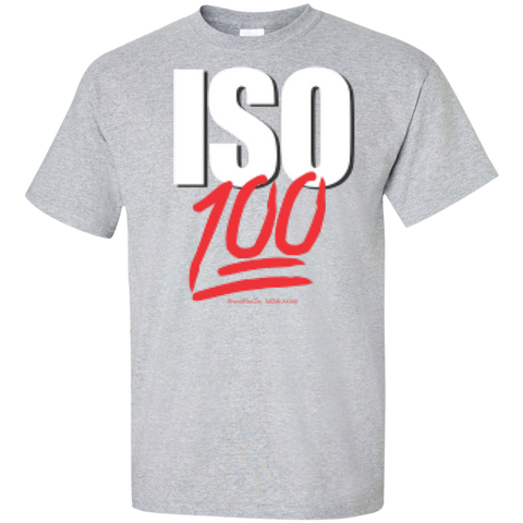 ISO 100 Tall Ultra Cotton T-Shirt